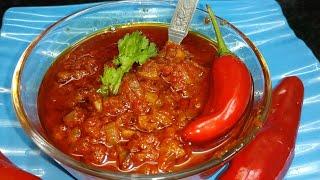 Schezwan sauce | Chinese Chutney | Schezwan Chutney | Chinese Chutney