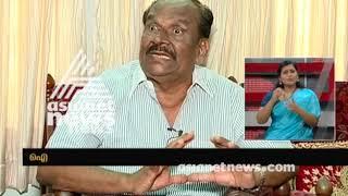D Sasikumar raises allegations of CIA