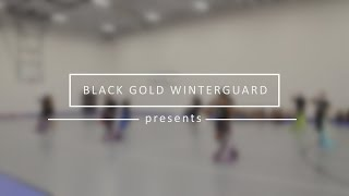 Black Gold Winterguard: 2016 Cast Announcement