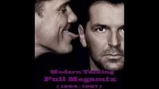 Modern Talking Full Megamix (1984 - 1987)