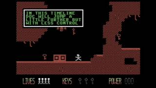 Doc Cosmos - C64 RGCD 16K competition entry 2019 - Free Download link in description!