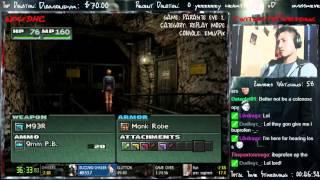 Parasite Eve 2 Replay Mode Speedrun - WR (EMU/PSX) 01:14:06