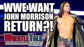 The AAA Mexican Screwjob! WWE Wants John Morrison!   WrestleTalk News July 2017