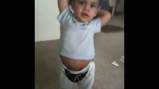 Underwear baby