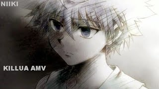 AMV - Killua - Gasoline