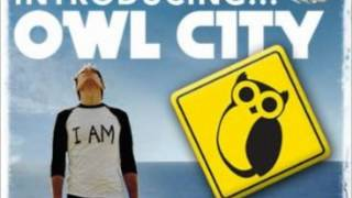 Owl City - Cave In [Official Instrumental]