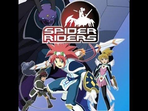 Spider rider sex