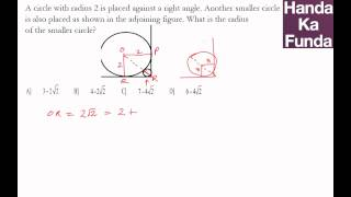 CAT 2015 Exam Online Coaching Preparation Material - Geometry - Handa Ka Funda (C04GE10)