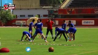 مران الغائبين عن مباراة سموحة 8-8-2017