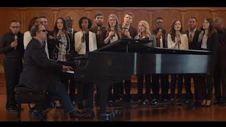 Because He Lives (Amen) - Gordon Mote ft Voices of Lee