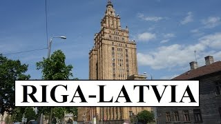 Latvia-Riga (Baltic States) 2016