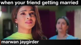 That moment when your friend getting married sylhety funny video   YouTube