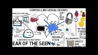 HOW TO CONTROL SEXUAL DESIRES | Nouman Ali Khan Animated