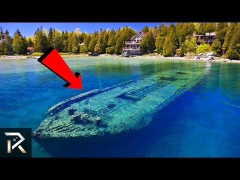 10 Mysterious Abandoned Ships That Can t Be Explained