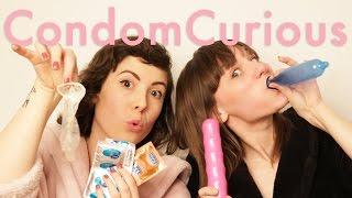 How to put on a condom - Condom Curious