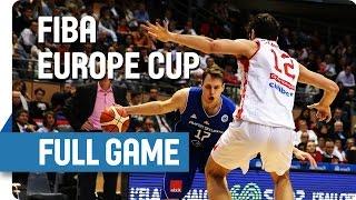 Varese (ITA) v Fraport Skyliners (GER) - Full Game - Final - FIBA Europe Cup