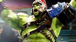 """THOR 3 RAGNAROK - """"Hulk VS Thor"""" - Extrait VF (2017)"""