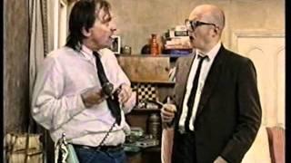 Bottom - Eddie & Richie Blackmail The Prime Minister