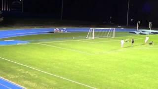 2015 WilmU vs UD Men's Soccer Highlights