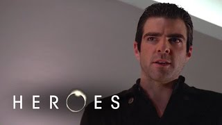 Who Killed Peter? // HEROES S03 E07 - Eris Quod Sum