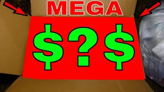 MEGA DUMPSTER JACKPOT!! Gamestop Dumpster Dive Night #383
