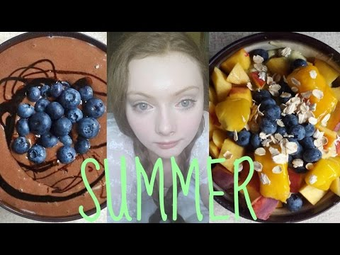 What I Eat In A Day #2 - SUMMER (VEGAN)