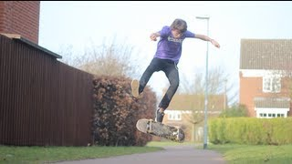 Ollie Imposter and Kickflip Late Flips