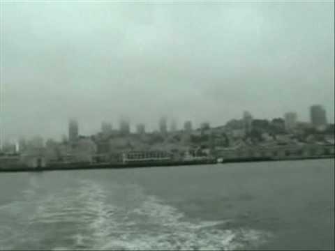 Alcatraz HapisHanesi San Francisco