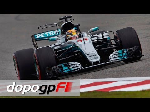 DopoGP F1 Cina 2017 Hamilton risponde alla Ferrari a Shanghai