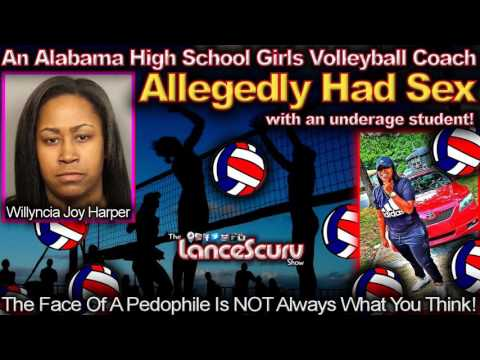 An Alabama High School Volleyball Coach Alledgedly Had Sex With A Student! - The LanceScurv Show