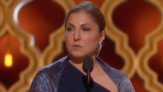 Best Foreign Film Oscar Winner Attacks Trump During Acceptance Speech