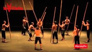 Nouveau cirque du Vietnam - À O Làng Phô