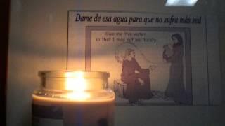 Dame De Esa Aqua(John 4:7)/cover