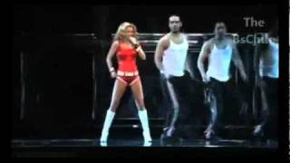 Spice Girls - It's Raining Men Live (Geri's solo performance) TROTSGWT07/08 OFFICIAL DVD