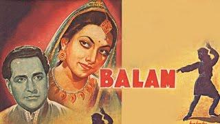 Balam (1949) Hindi Full Movie | Suraiya, Wasti, Jayant, Agha | Hindi Classic Movies