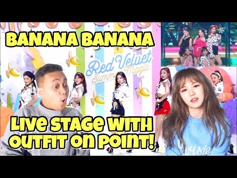 "Download LIVE STAGE REACTION - RED VELVET ""POWER UP + WITH YOU"" free"