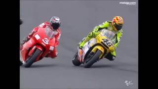 Classic Battle Valentino Rossi vs Max Biaggi