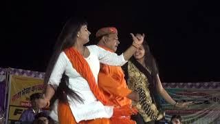 Annu & Pooja Sharma With Jhandu Stage live Dance