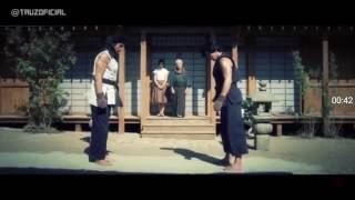 tauz(rap do akuma)mau dublado Street Fighter