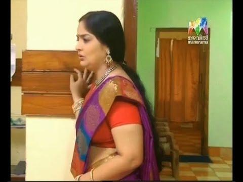 Mallu Serial Actress Meenakumari Unseen Video
