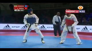 Taekwondo: Iran vs Turkey