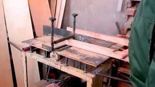 Стол для деревообрабатывающего станка своими руками