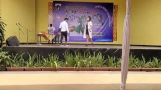 nge Rap bareng SMA Pelita IV Tambora-Jakarta