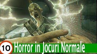 Top 10 Șocuri Horror In Jocuri Normale