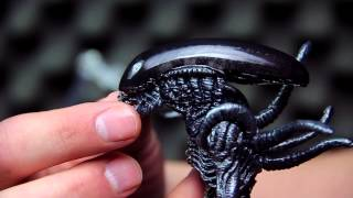 Out of da Box - Alien Warrior - S.H.MonsterArts