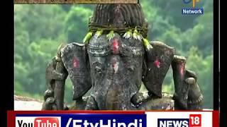 Kucch To Hai-  कुछ तो है -  Unique Ganesh Statue At Chhattisgarh On 24th Sep 2017