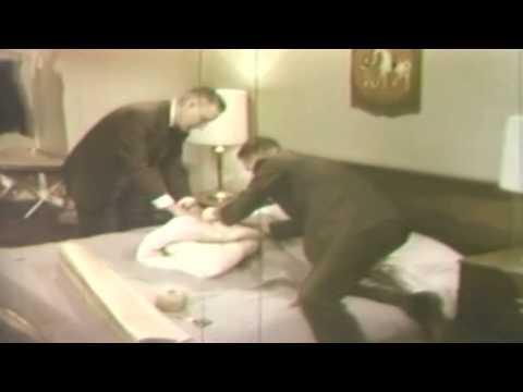 1950s FBI Training Film
