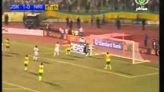 Champions League JS Kabylie 1 0 Isma ly   Football alg rien