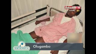 Olugambo: Kitalo omuwandiisi w'ennyimba Saxess afudde