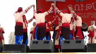 Վերադարձ համույթ - Համշեն / ԳՈՒԹԱՆ ԱՐՑԱԽ 2017 / Veradardz folk ensemble - Hamshen